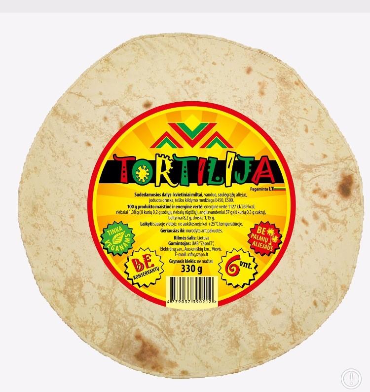 tortilija